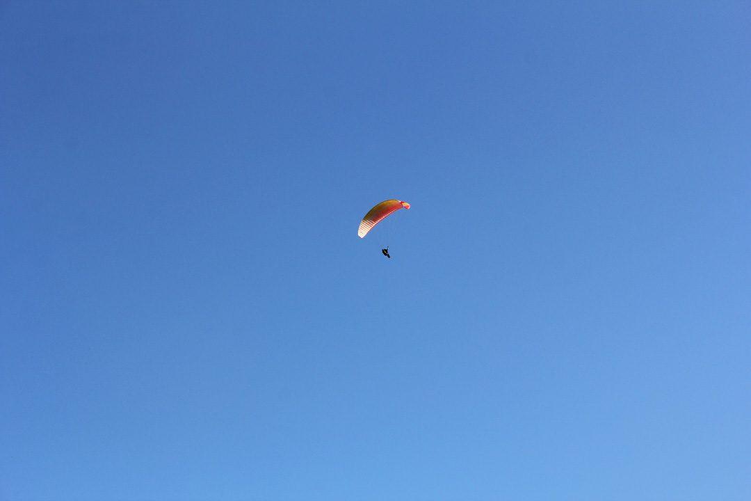 Faire du parapente à Millau dans l'Aveyron