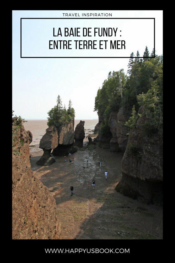 La Baie de Fundy entre terre et mer | www.happyusbook.com