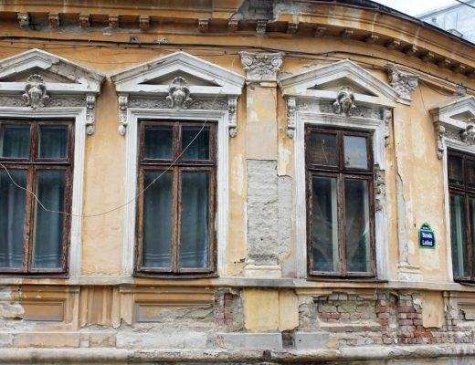 Quartier arménien de Bucarest
