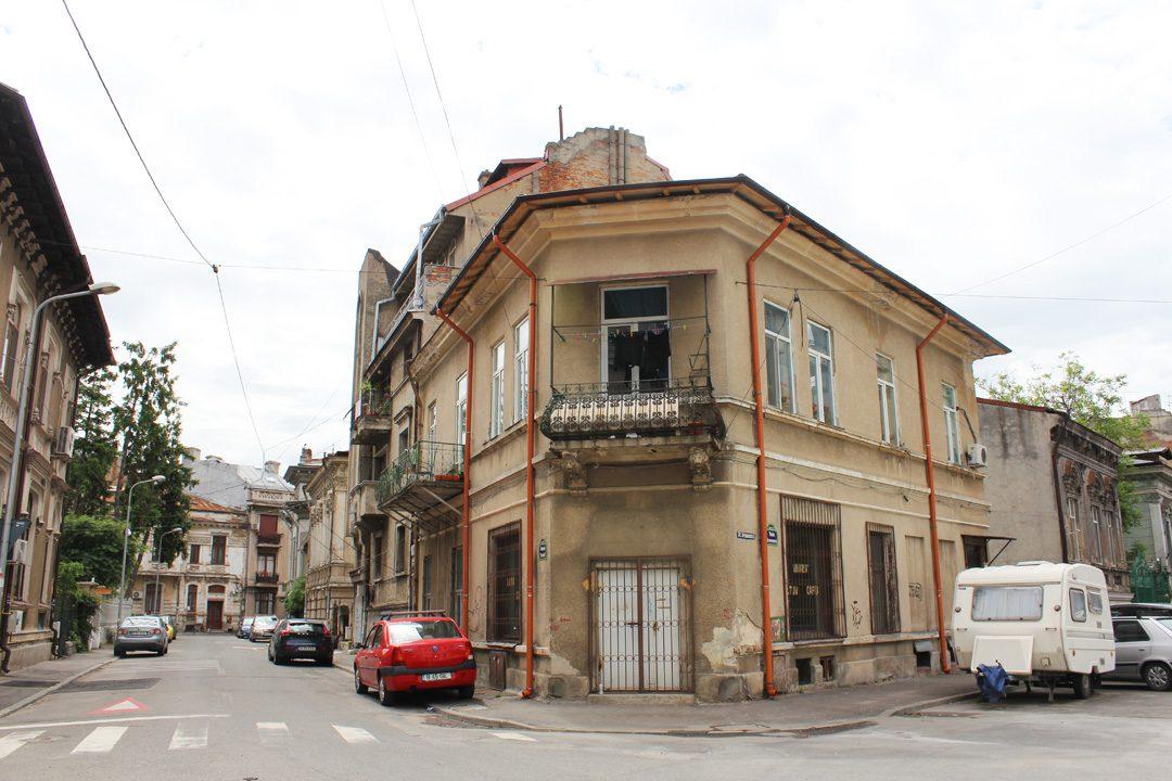 Découverte du quartier arménien de Bucarest