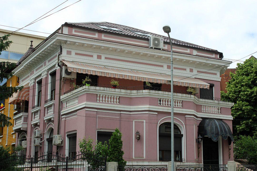 Jolie villa dans le quartier arménien de Bucarest