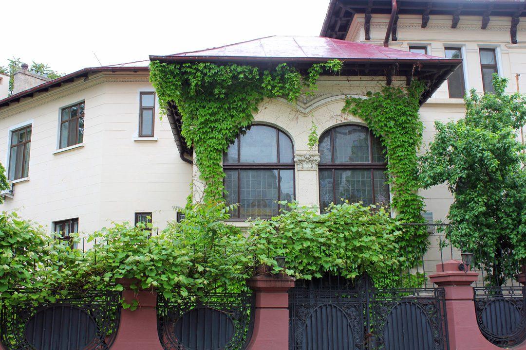 Jolie maison dans le quartier arménien de Bucarest