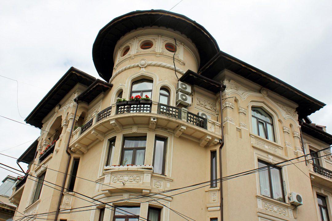 Chasse au trésor architecturale
