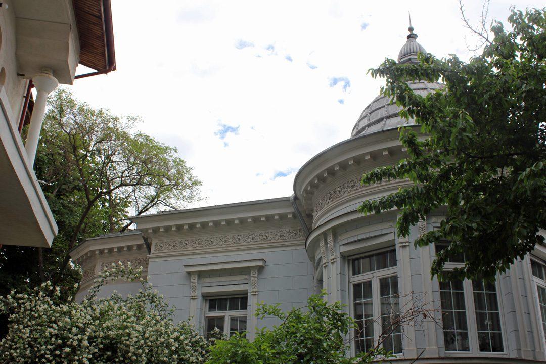 Jolie maison dans le quartier arménien de Bucarest en Roumanie