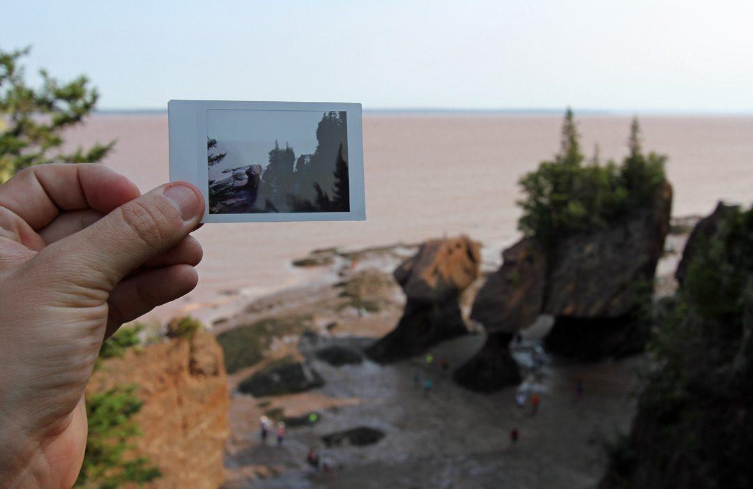 La Baie de Fundy et les Hopewell Rocks au Canada