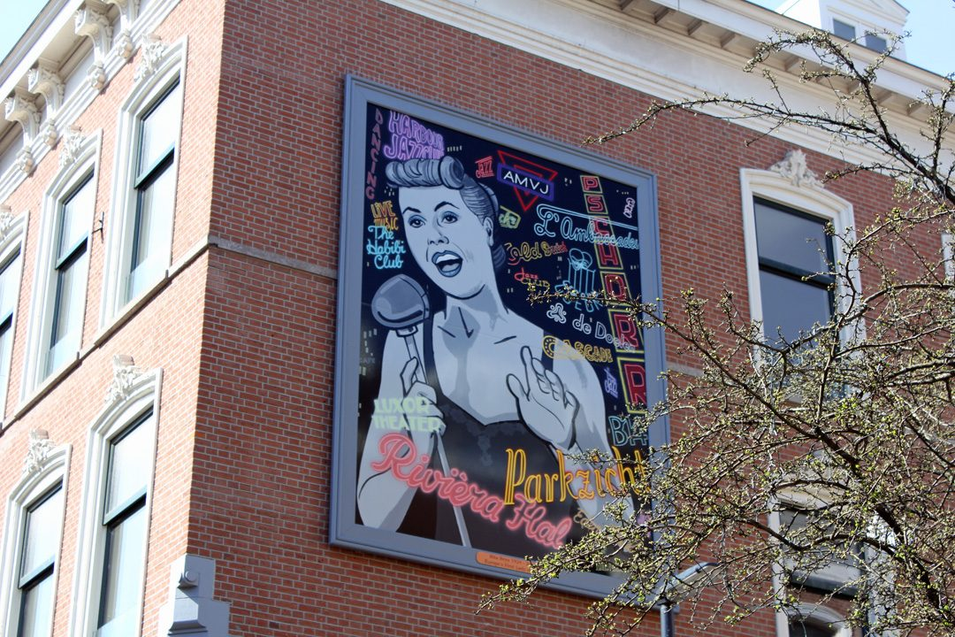 Street-art à Rotterdam
