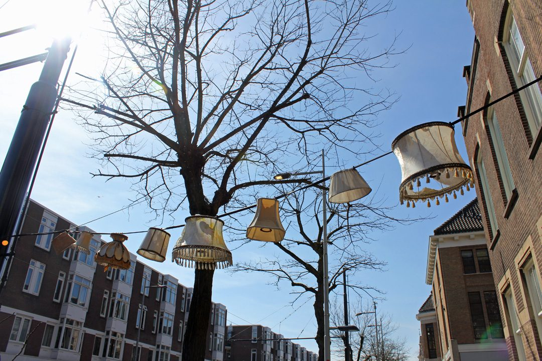 Jolies rues de Rotterdam