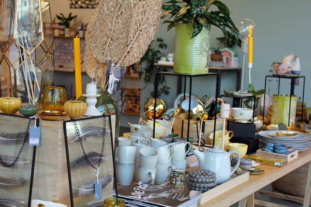 Boutique Keet de décoration à Rotterdam et salon de thé