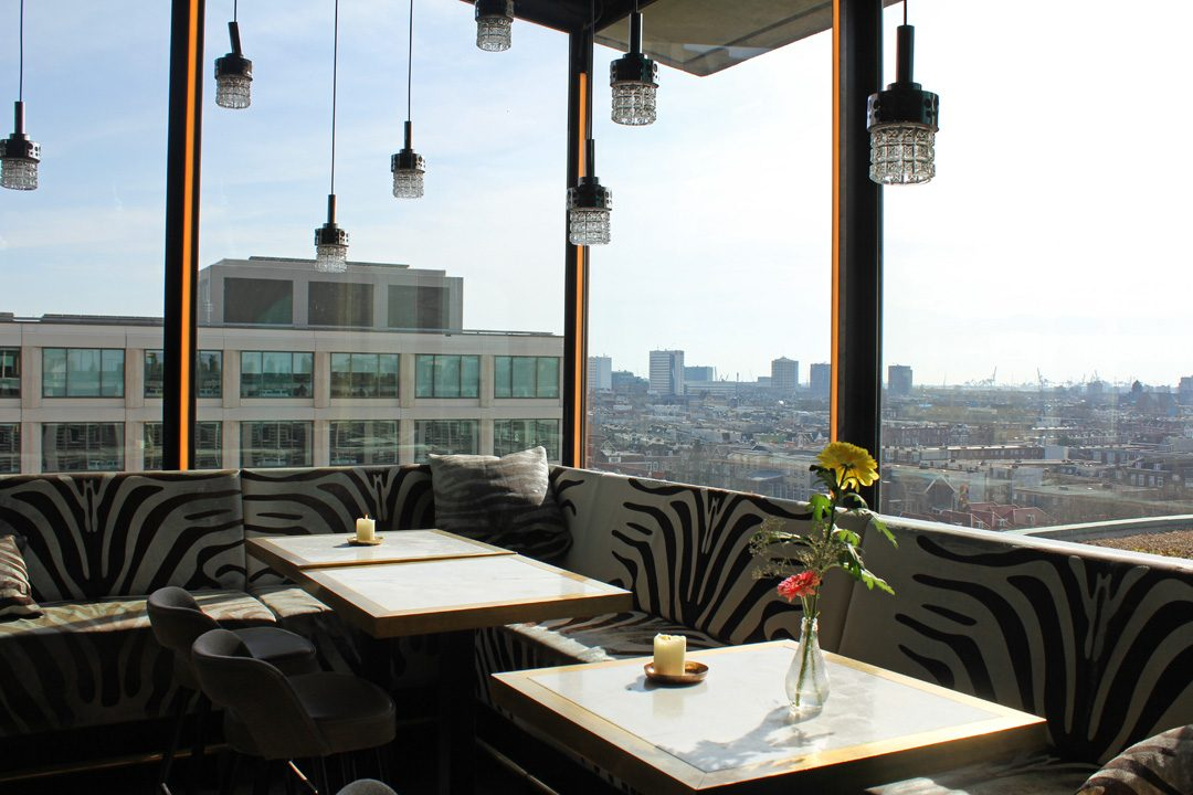Rooftop Suicide Club à Rotterdam