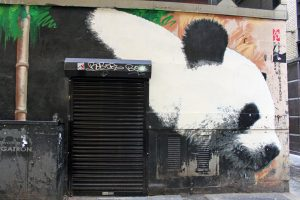 Street-art à Glasgow
