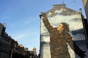 Itinéraire de balade street-art à Glasgow