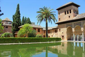 Visiter l'Alhambra de Grenade