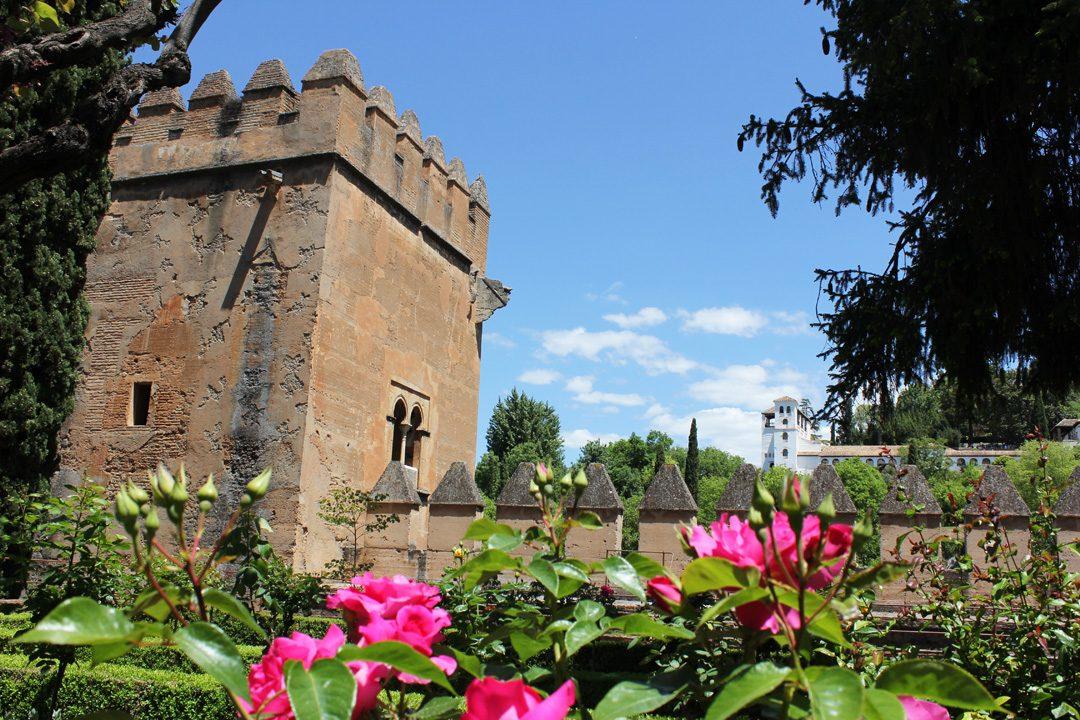 Visiter l'Alhambra de Grenade en famille