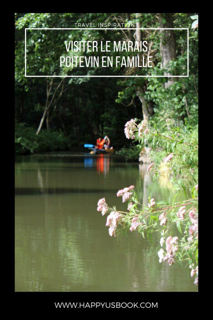 Visiter le Marais Poitevin | www.happyusbook.com