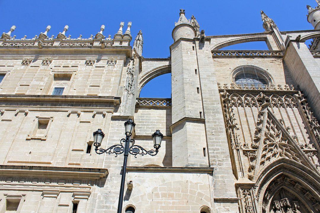 Cathédrale de Séville en Andalousie