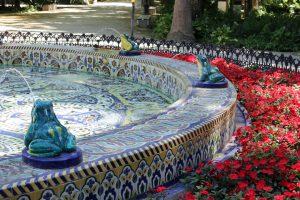 Parc Maria Lisa à Séville