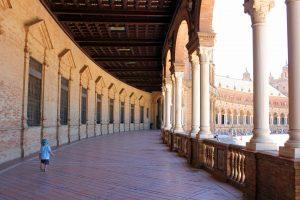 Visiter l'Andalousie avec un bébé